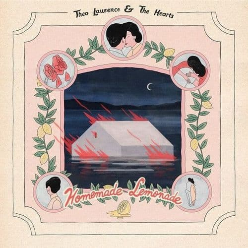 Theo Lawrence & The Hearts<br>Homemade Lemonade<br>LP + CD